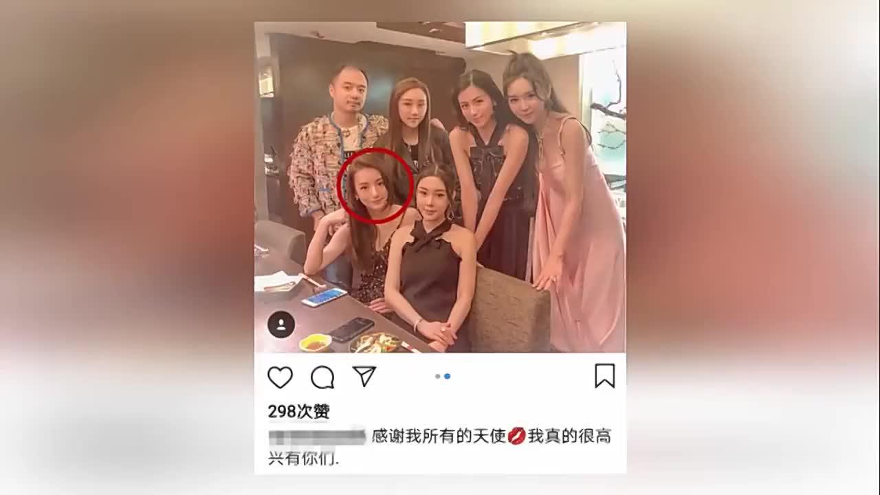 """郭富城追生二胎成功闺蜜晒方媛近照意外曝光她的""""孕肚"""""""