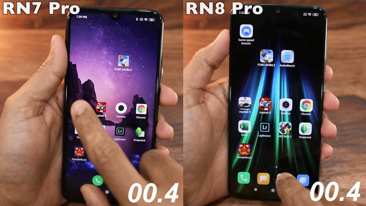 差距多大?红米Note8 Pro与Note7 Pro性能对比