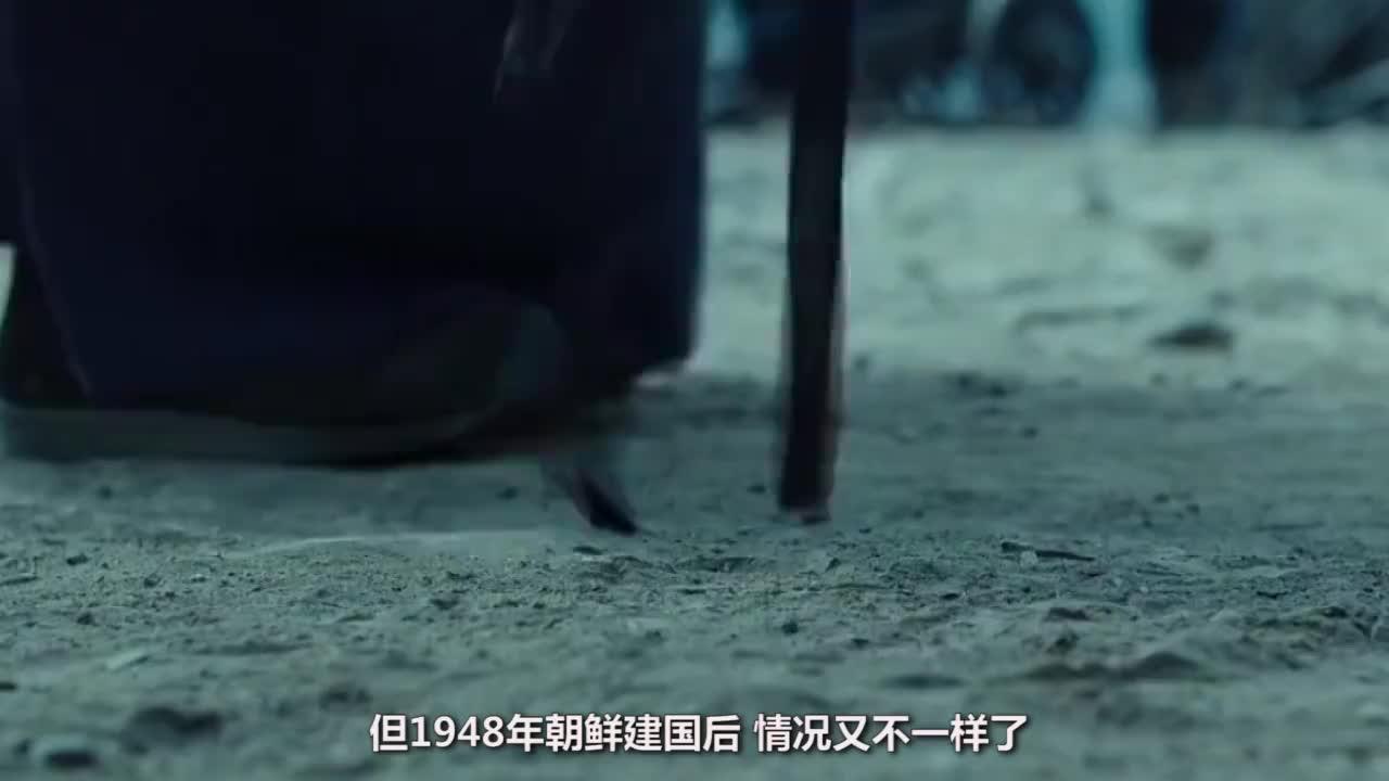 洪水冲出一汉文石碑韩国人却急忙将它重新埋入土中真奇耻大辱