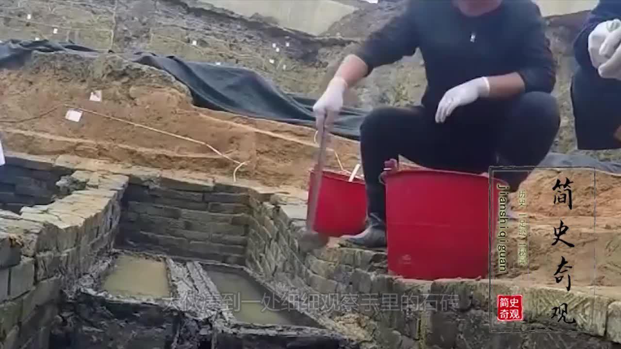 河北工地施工挖出一古墓考古队连连叹息我们晚来23年