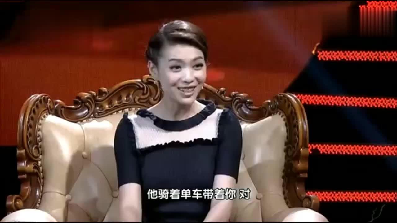 杨钰莹现场讲述与毛宁的过去她坦言一直把毛宁当成哥哥