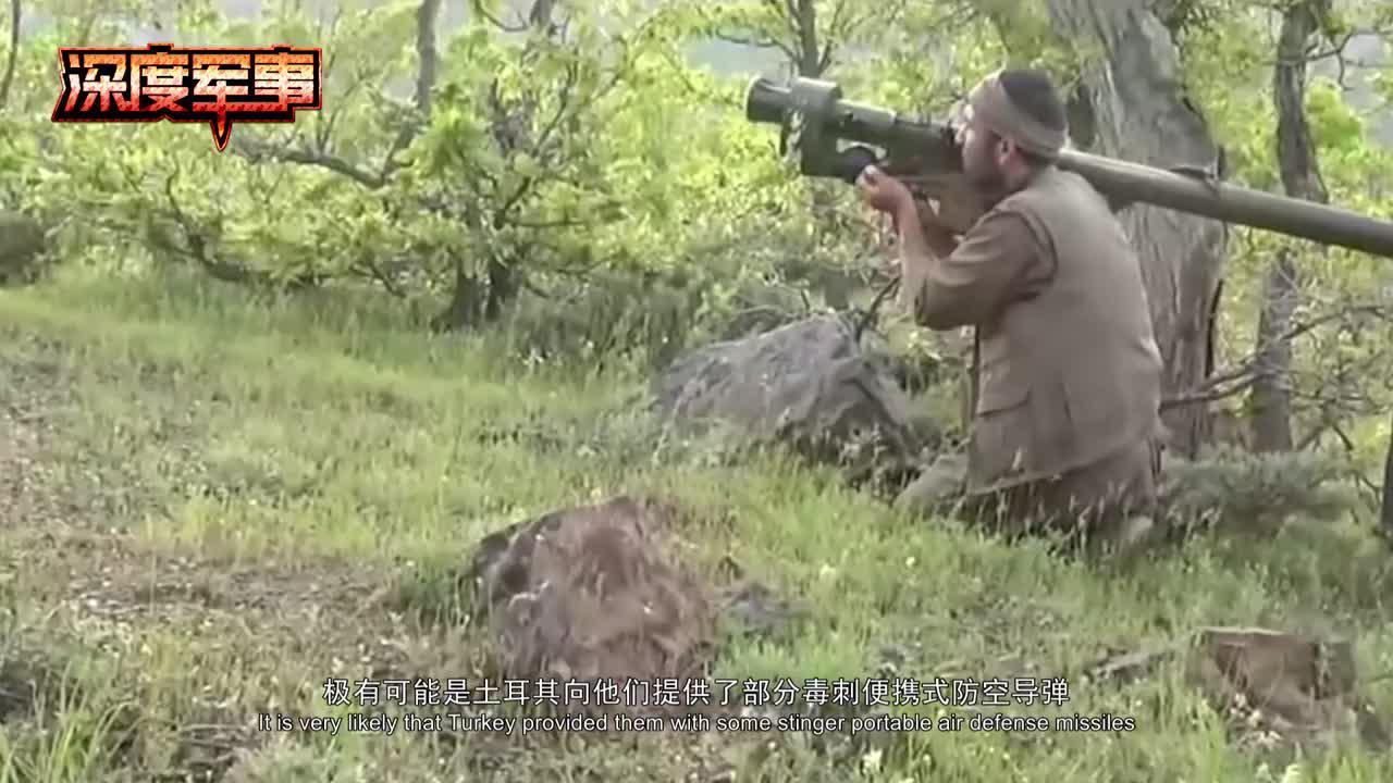 叙军直升机坠毁将军惨死:叛军骑摩托车拖着遗骸游街示众