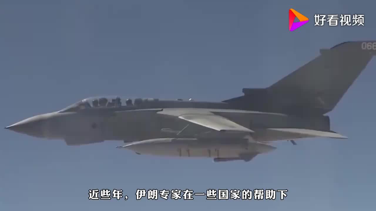 大批伊拉克战机逃亡伊朗,技术被伊朗破解,空军实力大增