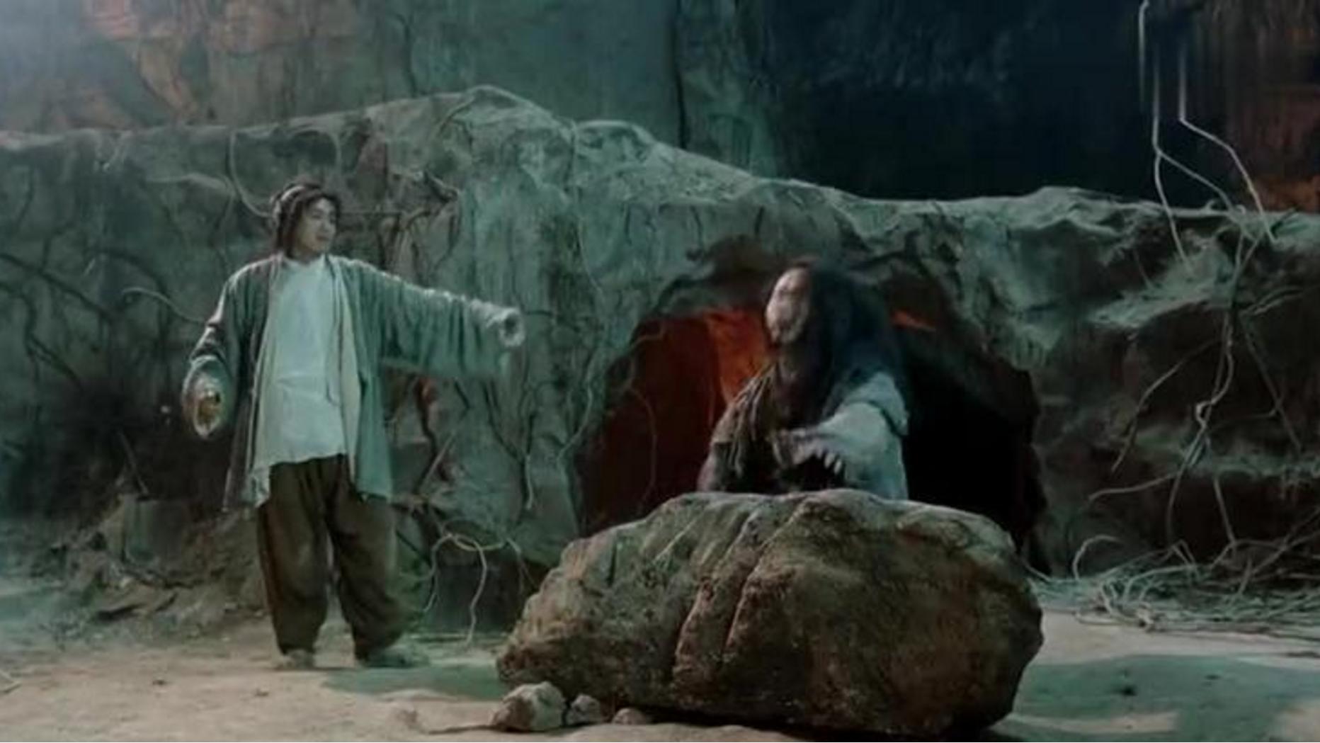 大话西游:星爷教学如何在3分钟之内,俘获一个女人的心
