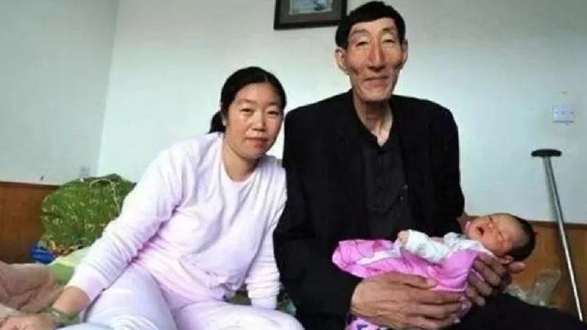 """中国第一""""巨人"""",当初不顾医生劝阻结婚生子,如今怎么样了?"""
