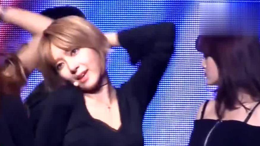 神隐两年终露面,金雪炫前队友草娥长发凸显女人味!