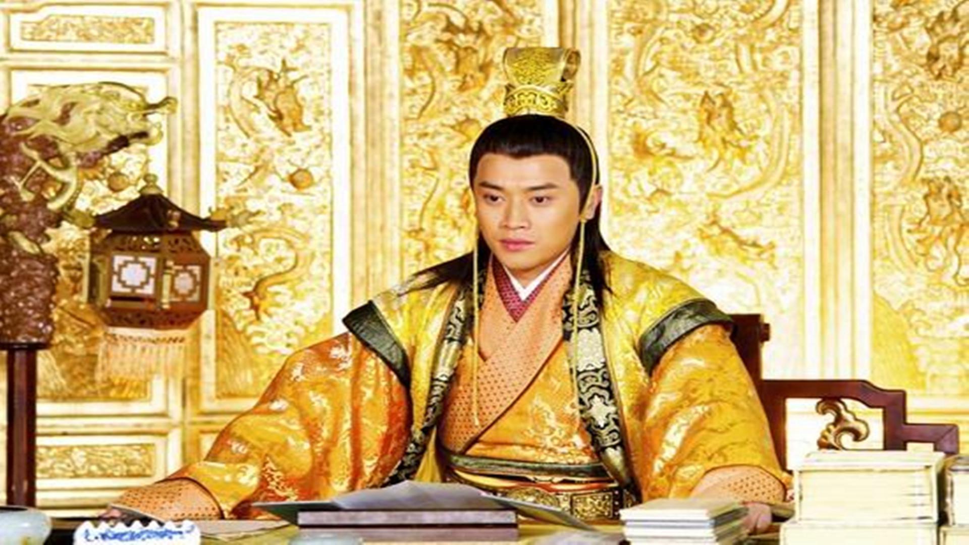 黄河决堤出现了一个宝物没多久却又突然消失传说跟一皇帝有关