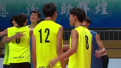 二青会:决赛苦战五局拿下北京!山东U18男排全胜夺冠!
