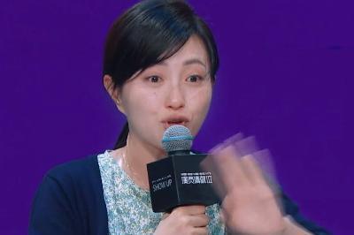 包文婧饭桌上吐真言,因为包贝尔才选赵薇,李少红的表情耐人寻味