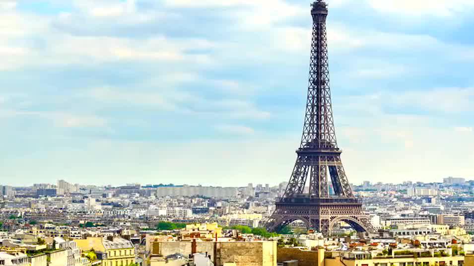世界上最美的5个城市,英国伦敦位居第一,亚洲为啥没有上榜的