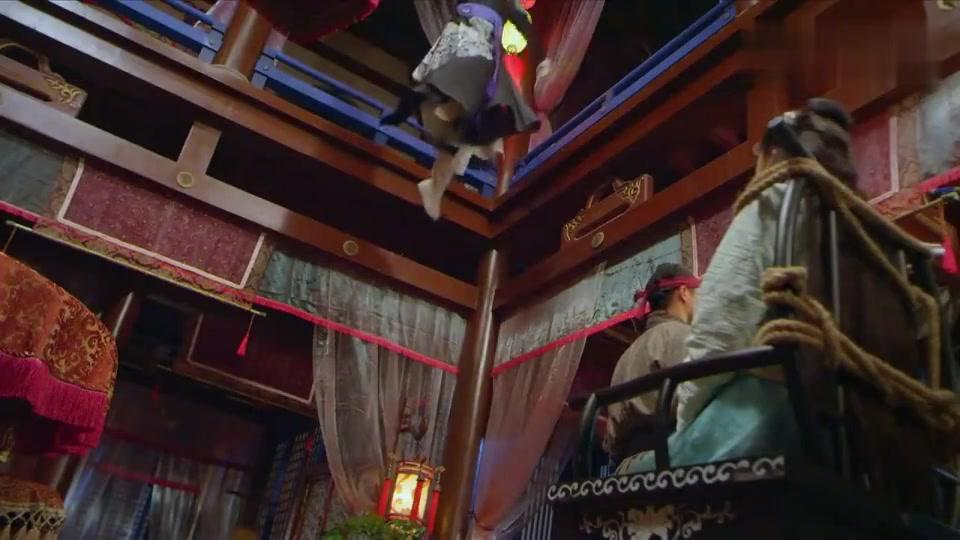 五鼠闹东京:白玉堂到国舅爷的府上救人,被发现后竟然还很嚣张