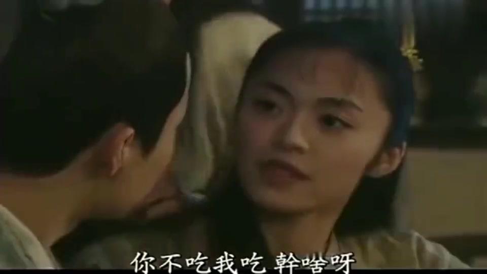 武林外传:老白简直太有才了,粤语歌唱的老好听了