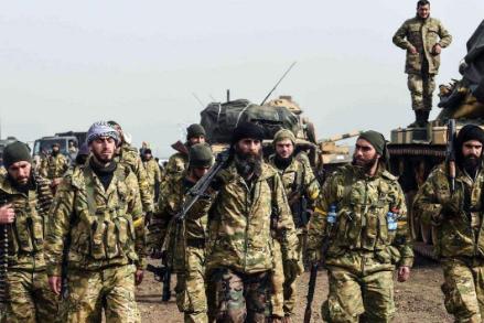叙利亚迎来大胜,土耳其联军指挥官遭击毙,大批士兵乱成一团