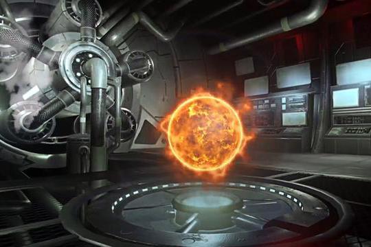 假如我们在地球上建造一个人造太阳,我们会体验到怎样的生活?