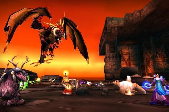 《魔兽世界》黑翼之巢比你想象地还要可怕 背景故事令人不寒而栗