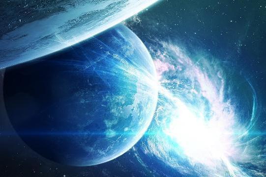 太阳系有4颗气态行星,我们能够穿越他吗?