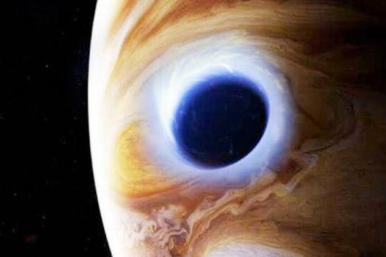 假如木星变成了黑洞,太阳系会怎么样?