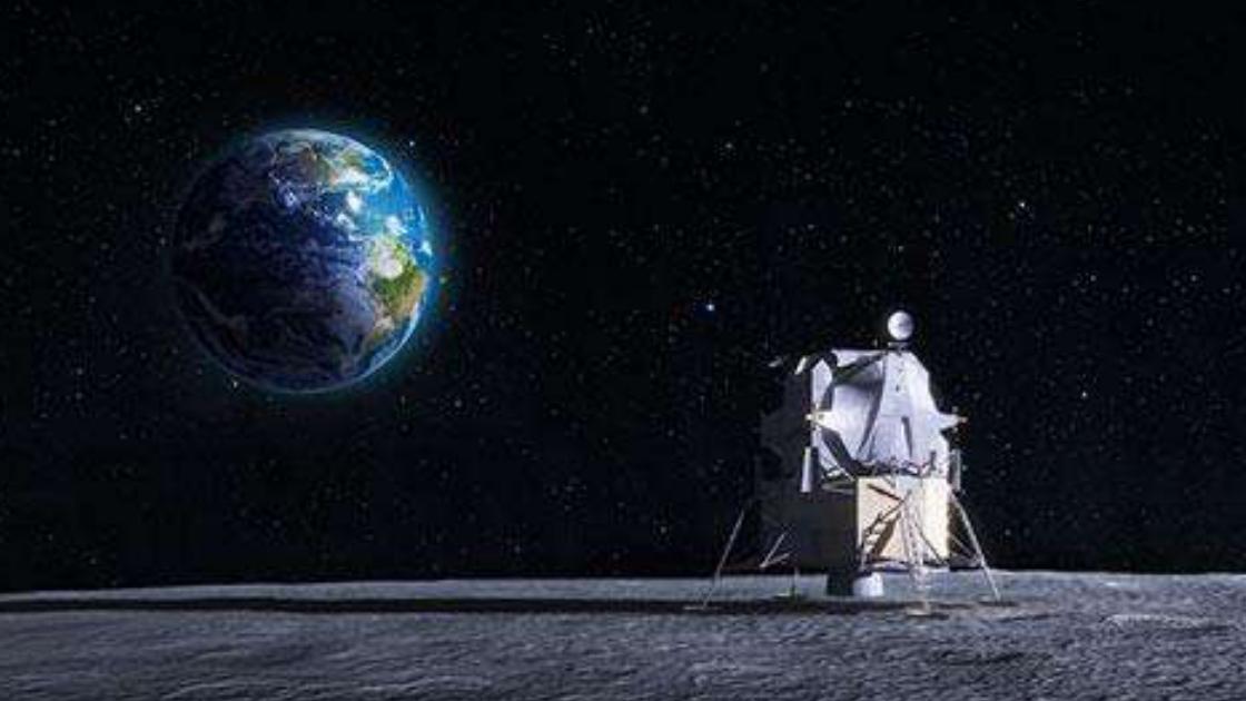 在地球能看到一闪一闪的星星,为什么到了月球却都消失了?