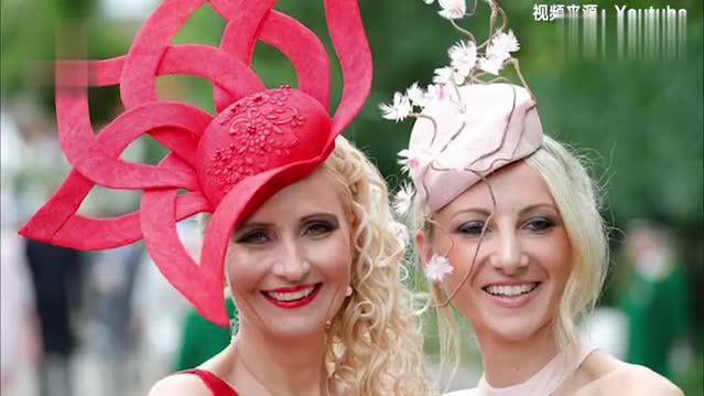 """世界上最奢华的英国皇家马会最吸睛的竟是美""""帽""""大PK!"""