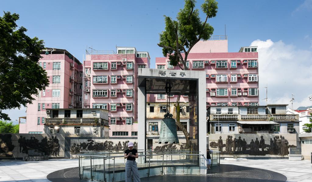 深圳中英街历史博物馆,半小时读懂近100年的香港历史
