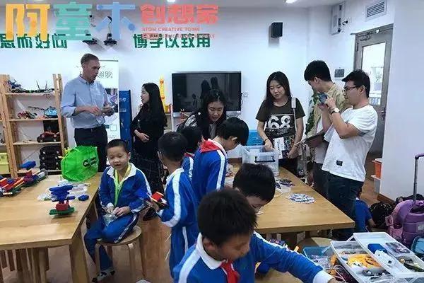 中关村小学课堂惊现机器人,机器人教育成为新潮流