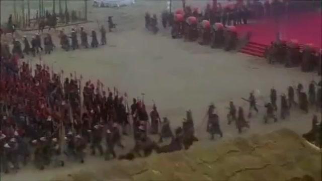 袁和平导的经典武侠片不仅动作漂亮场面也堪比好莱坞大片