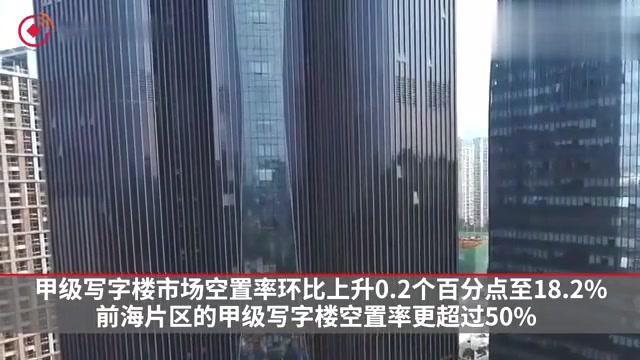 深圳写字楼空置率上升,二房东亏本出租,怎么轮到这个地步