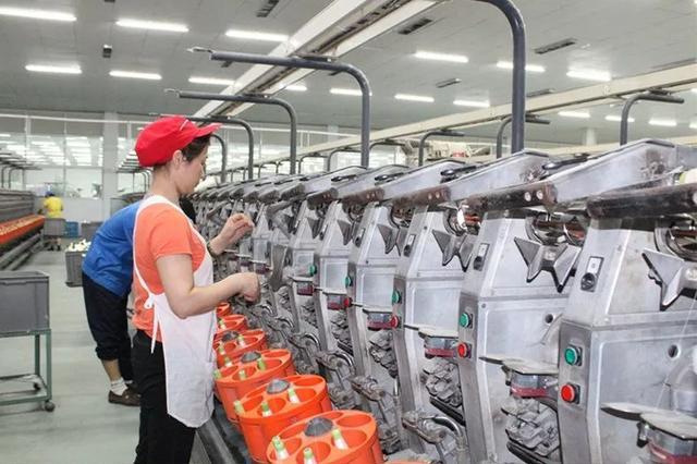 从纺织工业高速发展看祖国的巨变