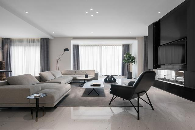 温州600㎡私宅设计,有温度,才是独具魅力的家
