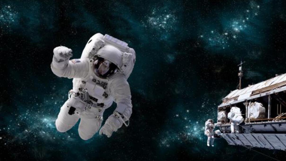 美国宇航员在空间站待了300多天,回地球后被发现基因永久变异