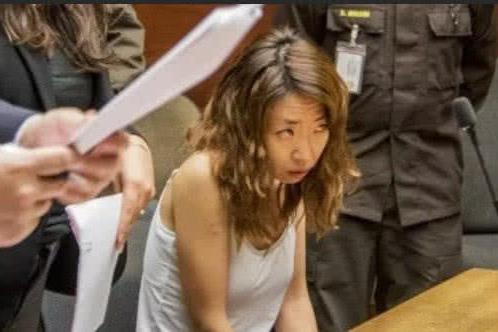 日本女子被指控,拘留45天后被判无罪