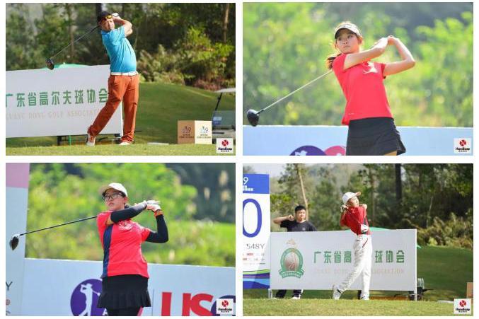 全国高尔夫球锦标赛:中国九段横空问世  高球江湖凸显精彩