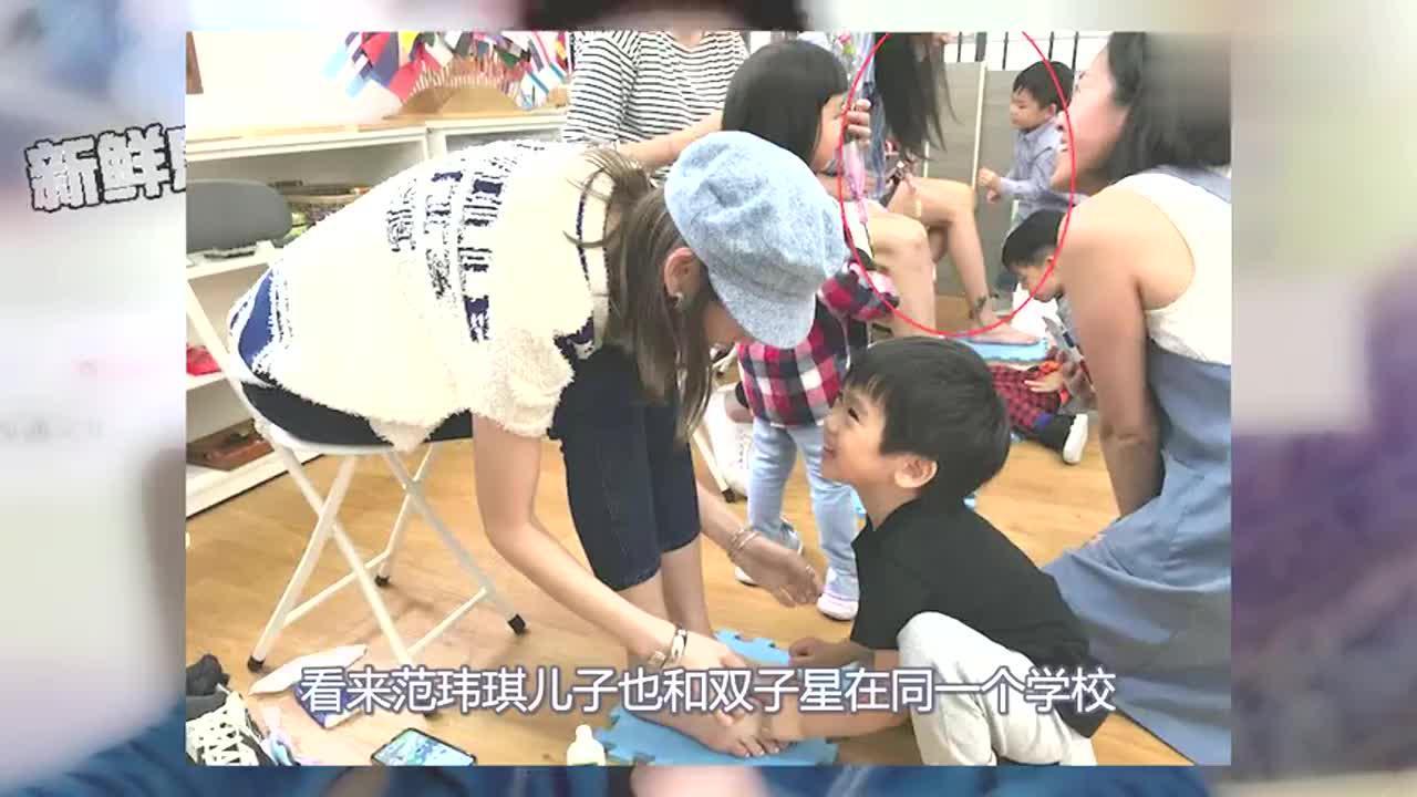 林志颖儿子跪地给妈妈按脚陈若仪的脚成焦点网友42码吧