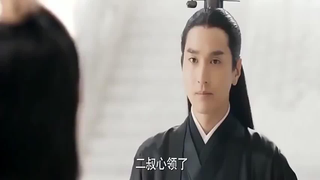 夜华找来二叔与元贞想治素锦的罪不料二叔却怕了