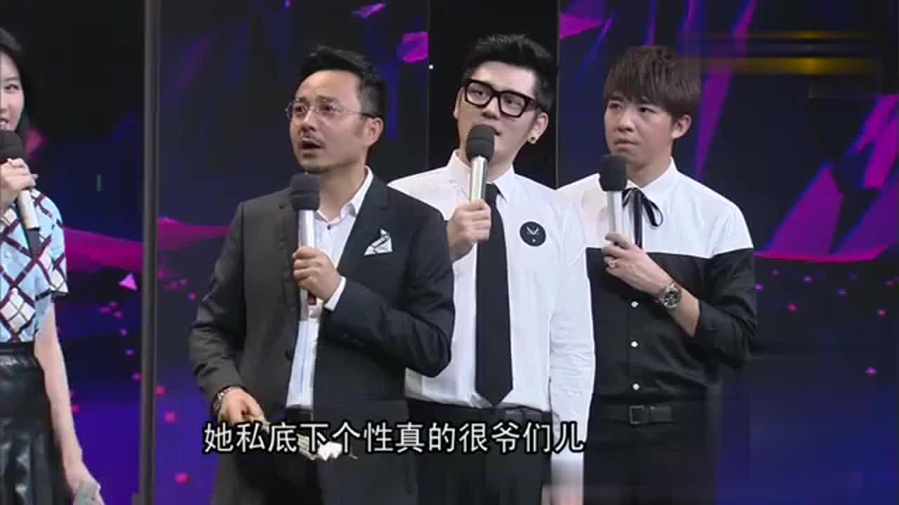 刘亦菲秒变女汉子吓懵观众忽视男友和欧弟玩暧昧