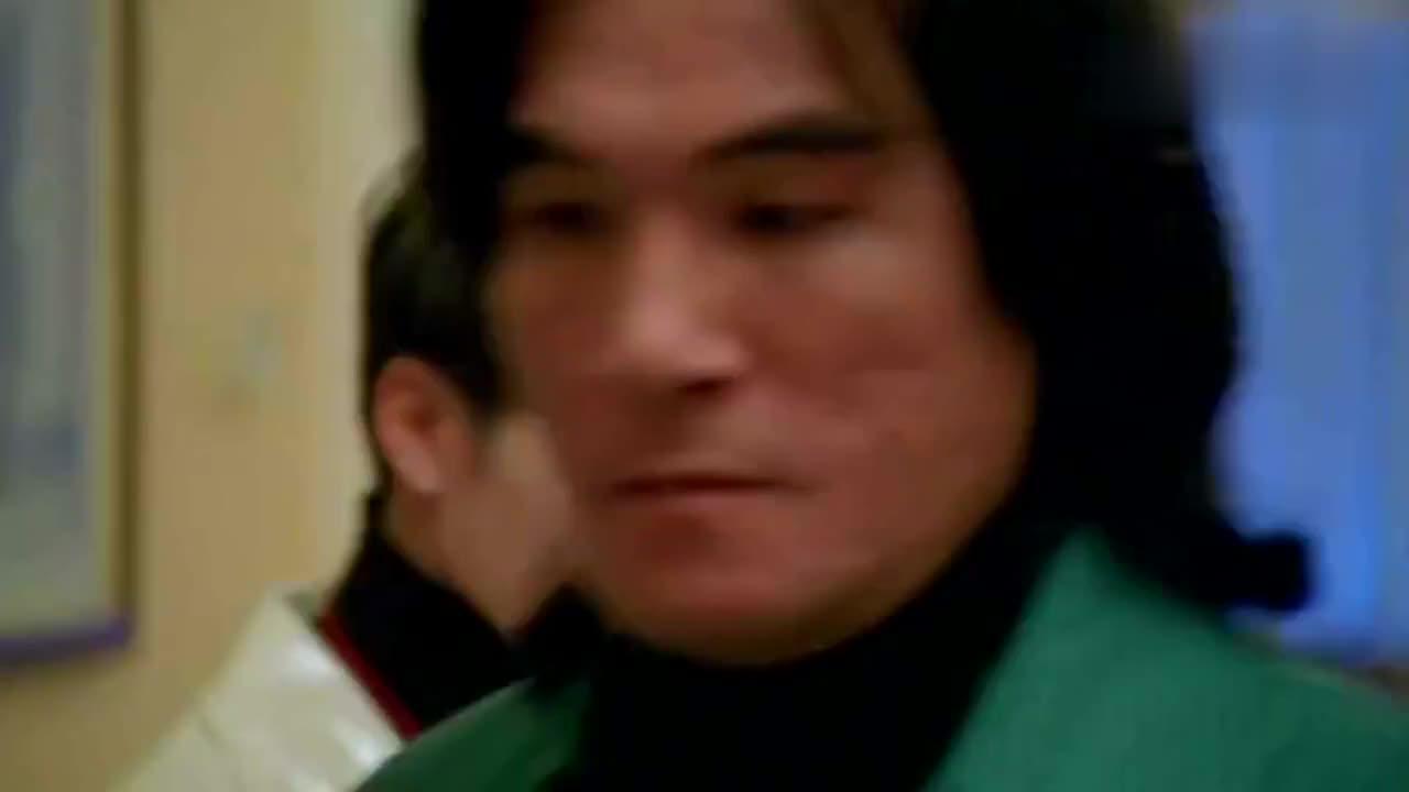 动作片:龙五不愧是超级保镖!武术动作太有排面,称霸香港地铁!