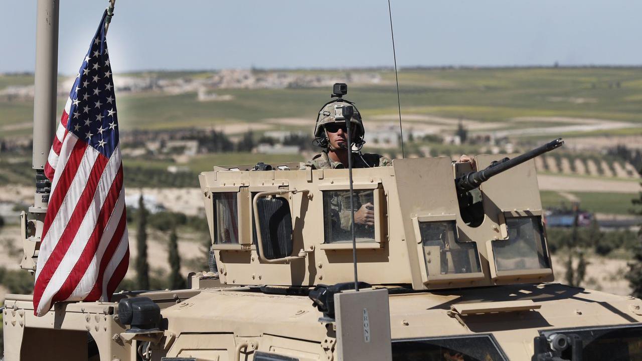 五角大楼发言人:叙利亚战争失利,是美国走向衰败的标志