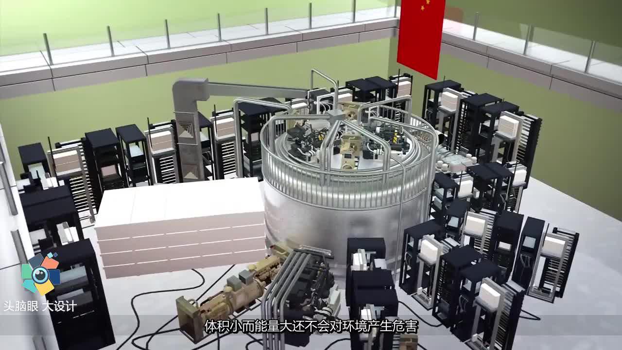 大国重器中国首创核处理装置将核废料从新提炼使用