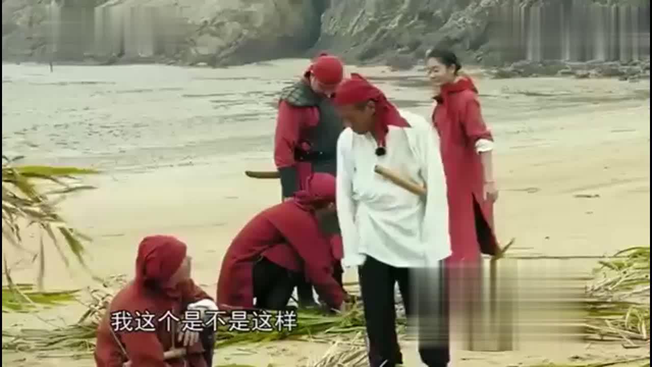宋小宝第一个做完草席被众人奉为榜样沈腾变身专业马屁精
