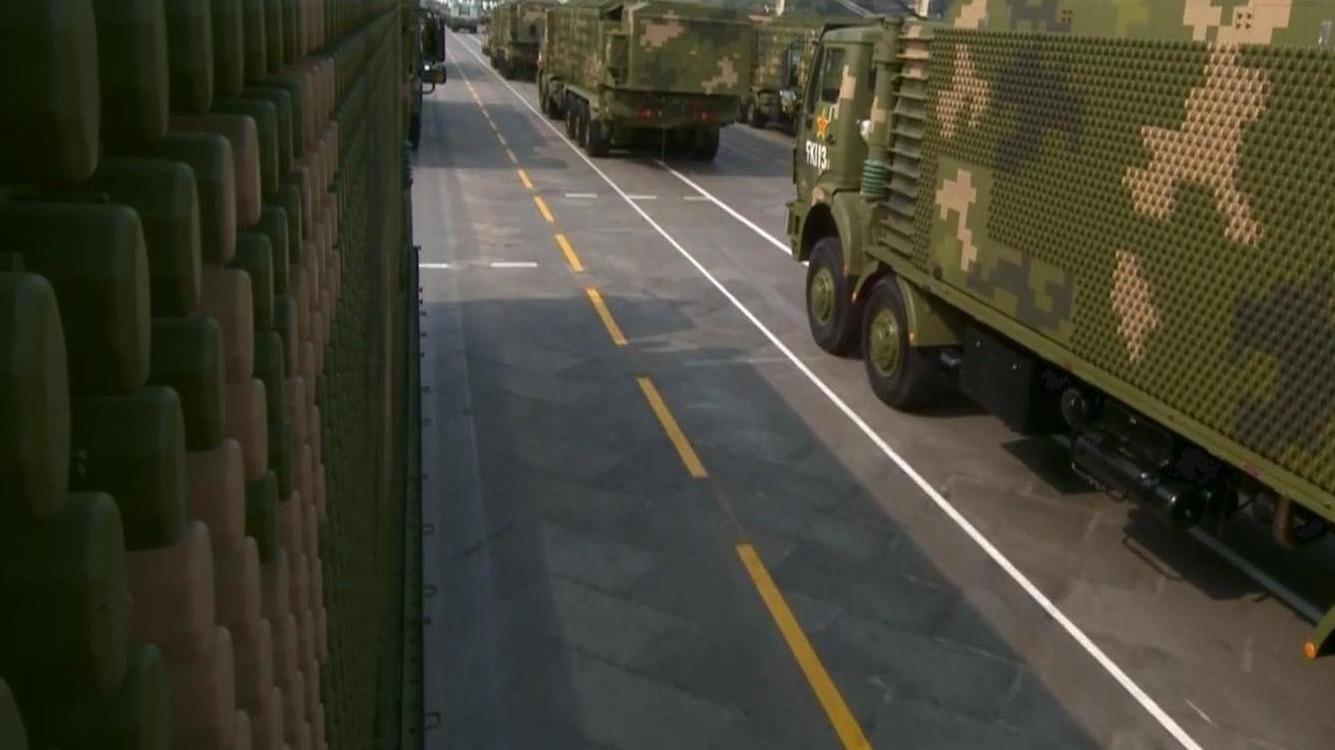 3款新型预警雷达首次亮相,性能公开,终极目标是高超音速武器