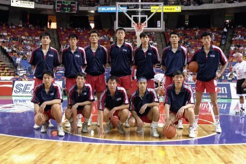 世界杯冠亚军,曾是中国男篮两次改写历史的垫脚石