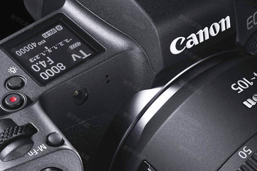 单反向微单的全面转换 Canon EOS R相机