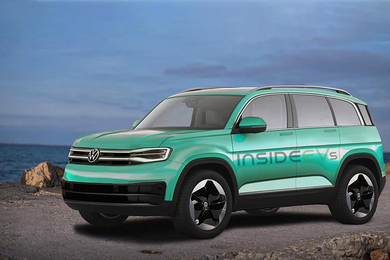 侧重于户外越野 大众将于2023年推出纯电动SUV