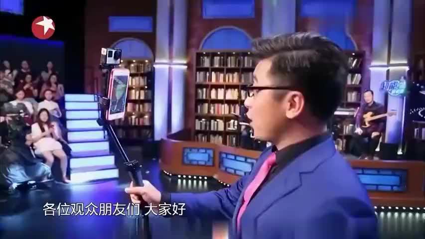 金星秀节目现场首次网络直播沈南亲自全程操刀厉害了