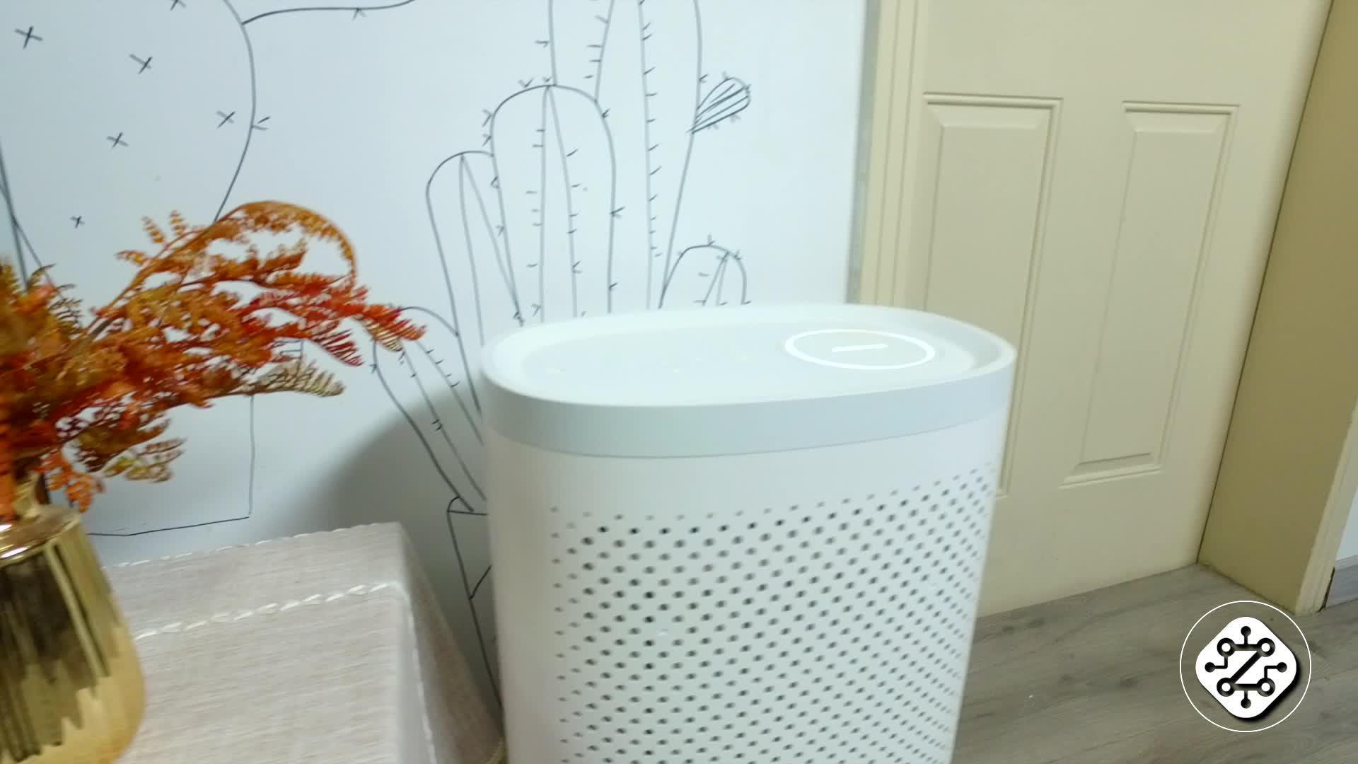 补水抗干神器 秒新AirWater加湿器打造纯净加湿享受