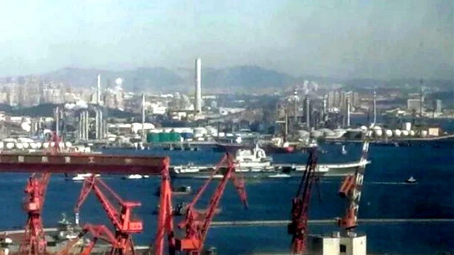 国产航母又有新消息传出,疑似开始第八次海试,海军专家李杰点评