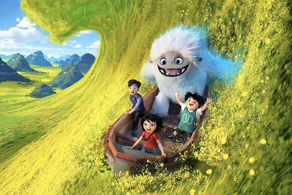 """这个""""冰墩墩""""是来惹人疼爱的,东方梦工厂惊艳之作《雪人奇缘》"""