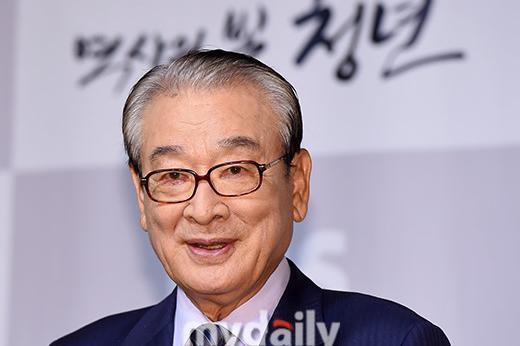 李顺载首尔出席EBS 2019秋季历史纪录片发布会