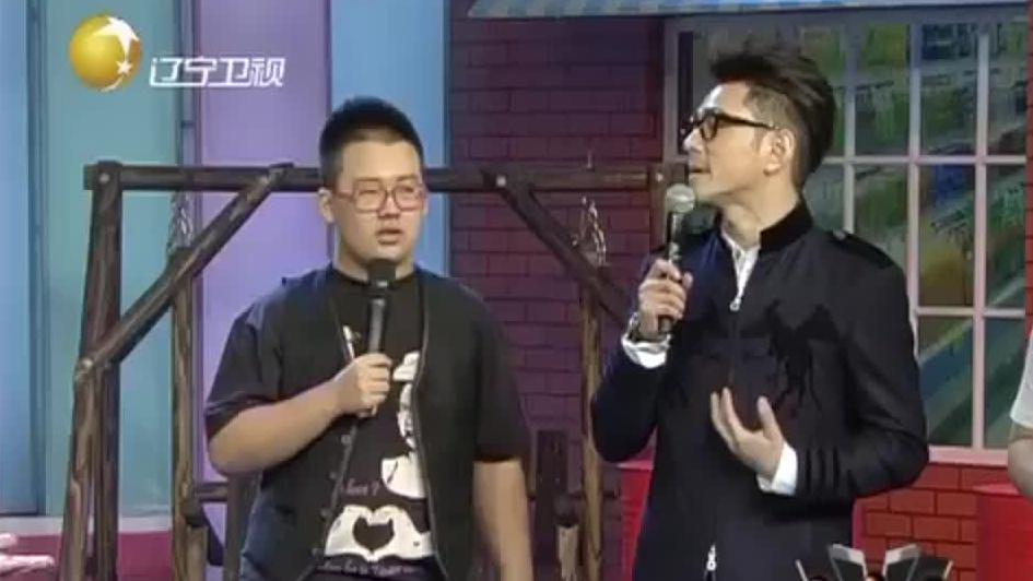 """李晨主持新闻节目被奇葩观众""""逼疯""""!郭德纲带头搞事情"""