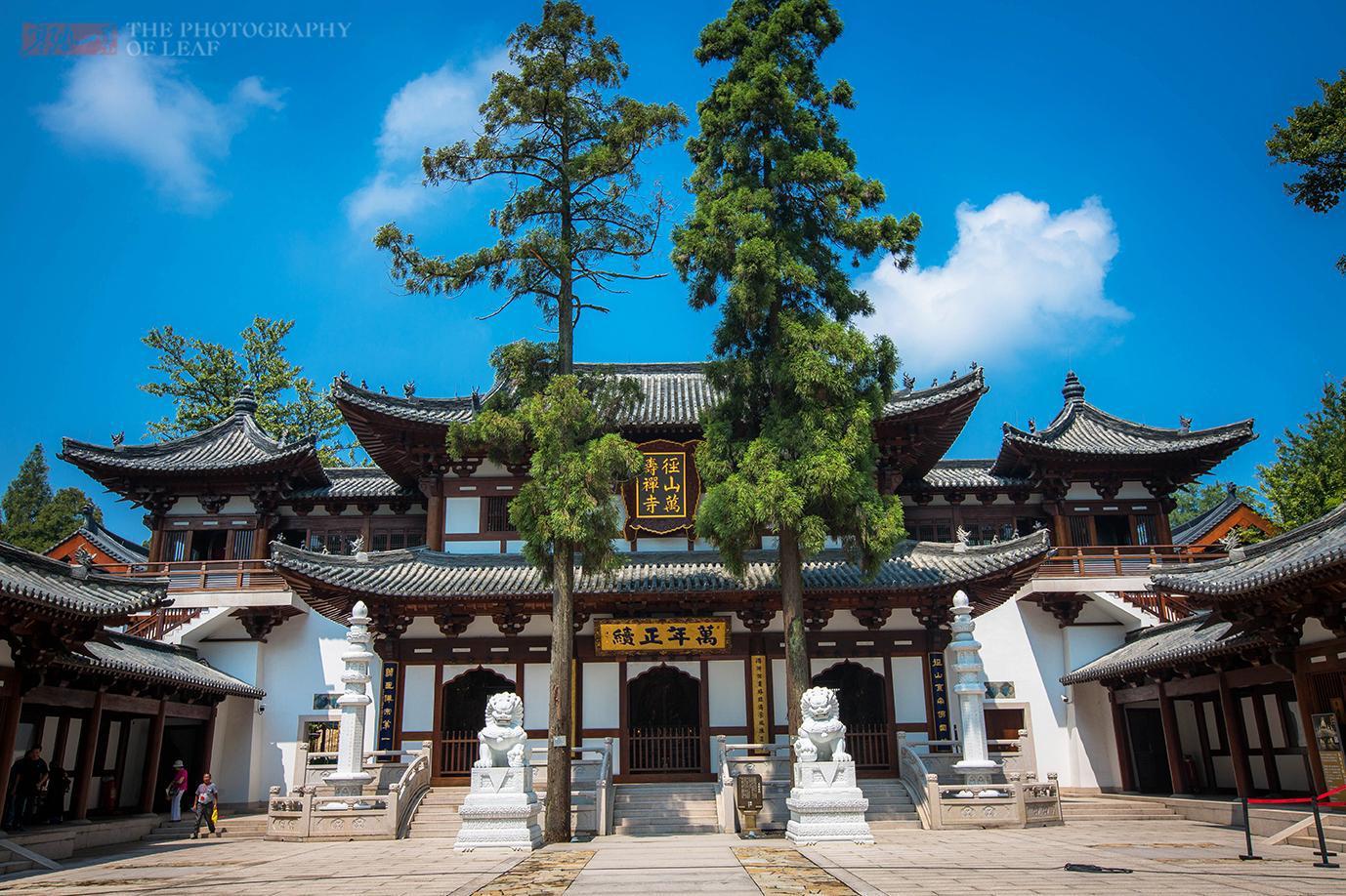 江南五大禅寺之首,不是灵隐寺、净慈寺而是这座,日本禅宗发祥地